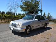 1999 Mercedes-benz Mercedes-Benz E-Class 4 door sedan