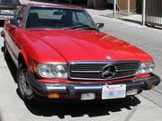1989 Mercedes-benz 5.6L 5547CC V8