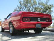 1971 FORD mustang Ford Mustang Mach 1